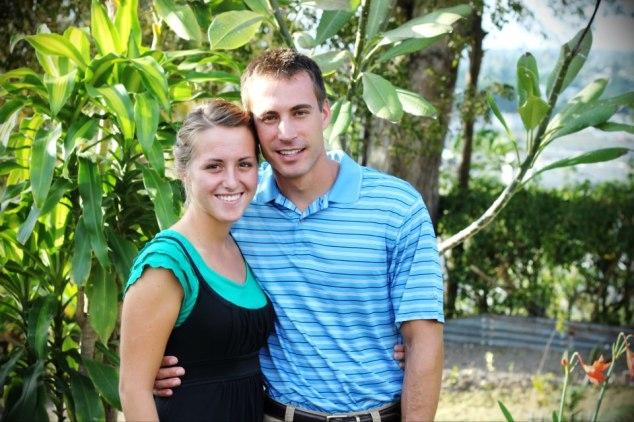 Brent and Alisha