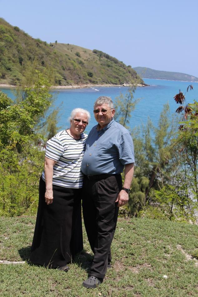 Duane and Karen Farney- Board Member