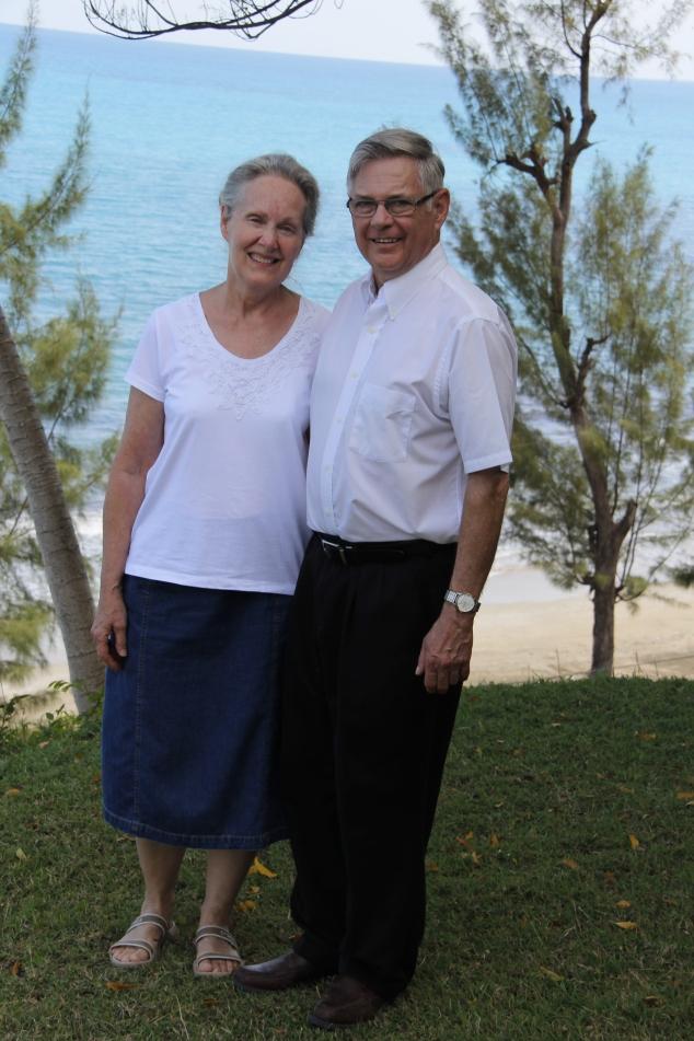 Bob and Sue Beebe- Board Member