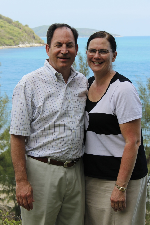 Tom and Cindy Hitz- Board Member