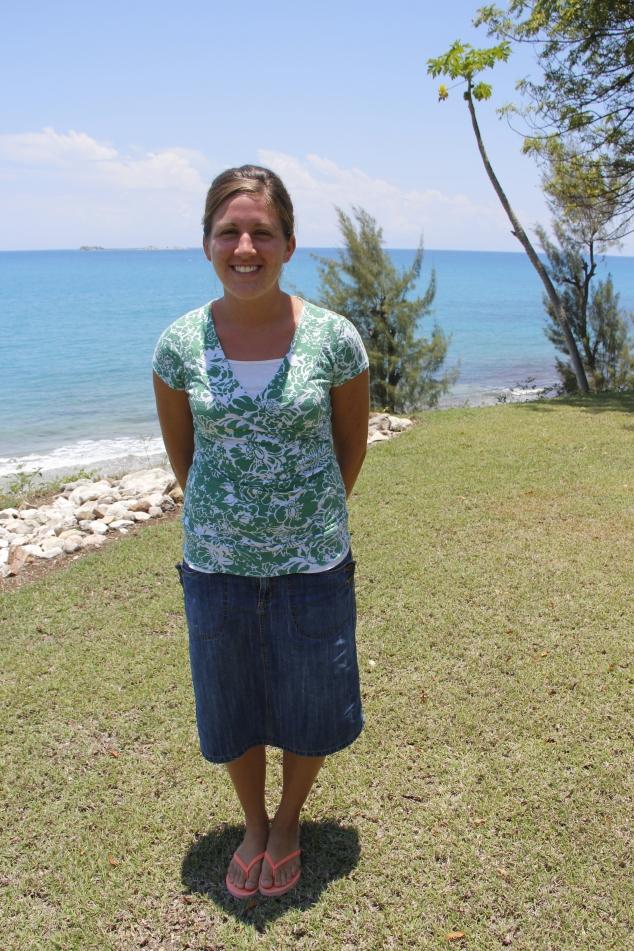 Rachelle Grube- Intern in Construction Department