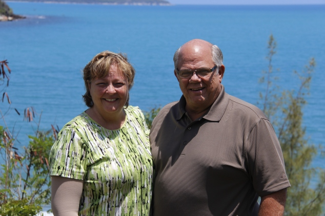 Rick and Jody Wuethrich- Board Member