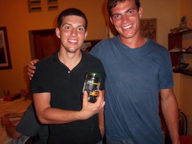 Seth Fiechter and Jay Fiechter