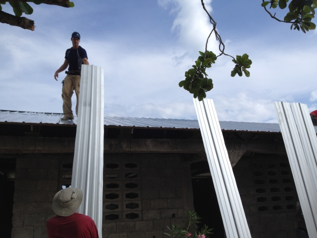 The school addition we added will hopefully allow more children receive a education, and learn about Jesus.